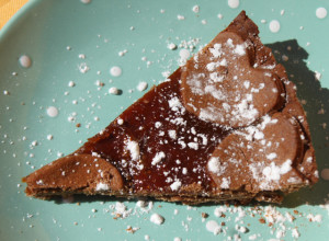 Crostata Sacher - SerenaCucina