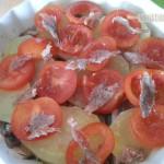 Serenacucina - Torino di alici e patate