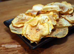 SerenaCucina - Chips di mele