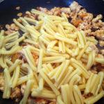 SerenaCucina - Pasta Palamita Pesto di pistacchi e Pomodorini