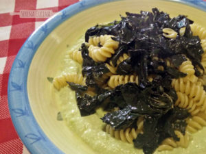 pasta con cavolo nero Serena Cucina