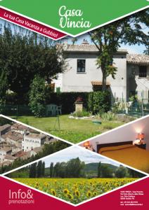 CasaVincia B&B- Gubbio - pg