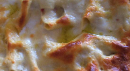 Lasagna alleggerita ai cavolfiori