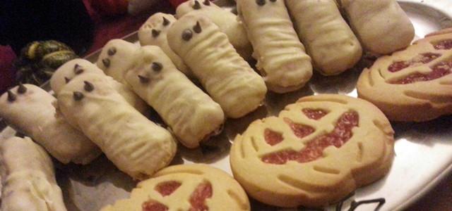 Mummie fantasma di Halloween